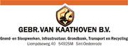 Gebr. van Kaathoven B.V.