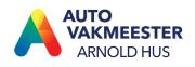 Autovakmeester Arnold Hus