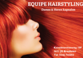 equipe hairstyling
