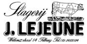 Slagerij Jean Lejeune