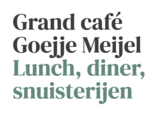 Grand café Goejje
