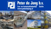 Las en Konstruktiebedrijf Peter de Jong BV
